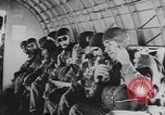 Image of United States paratroopers Pacific Theater, 1943, second 7 stock footage video 65675075534