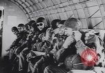 Image of United States paratroopers Pacific Theater, 1943, second 9 stock footage video 65675075534