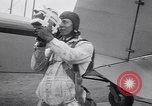 Image of parachutists Garden City New York USA, 1930, second 9 stock footage video 65675075536