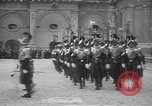 Image of Swiss Guards Vatican City Rome Italy, 1930, second 6 stock footage video 65675075537