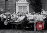 Image of business men Escalon California USA, 1930, second 9 stock footage video 65675075541