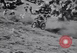 Image of motorbike hill climb contest Redlands California USA, 1930, second 10 stock footage video 65675075544