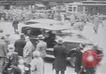 Image of jaywalkers New York City USA, 1930, second 4 stock footage video 65675075545