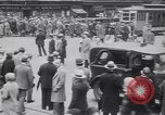 Image of jaywalkers New York City USA, 1930, second 5 stock footage video 65675075545