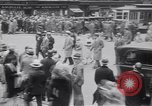Image of jaywalkers New York City USA, 1930, second 6 stock footage video 65675075545