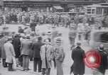 Image of jaywalkers New York City USA, 1930, second 8 stock footage video 65675075545