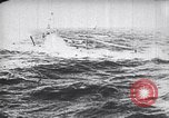 Image of German U-boat Germany, 1916, second 5 stock footage video 65675075548