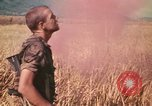 Image of Montagnard soldiers Pleiku South Vietnam, 1969, second 7 stock footage video 65675075559