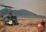 Image of Montagnard soldiers Pleiku South Vietnam, 1969, second 5 stock footage video 65675075560