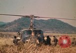 Image of Montagnard soldiers Pleiku South Vietnam, 1969, second 12 stock footage video 65675075560