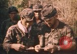Image of United States soldiers Pleiku South Vietnam, 1969, second 6 stock footage video 65675075562