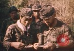 Image of United States soldiers Pleiku South Vietnam, 1969, second 7 stock footage video 65675075562