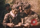 Image of United States soldiers Pleiku South Vietnam, 1969, second 8 stock footage video 65675075562