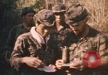 Image of United States soldiers Pleiku South Vietnam, 1969, second 12 stock footage video 65675075562
