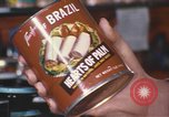 Image of can of hearts of palm United States USA, 1967, second 3 stock footage video 65675075566