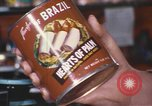 Image of can of hearts of palm United States USA, 1967, second 7 stock footage video 65675075566