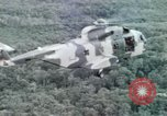 Image of HH-3E Jolly Green Giant helicopters Vietnam, 1968, second 1 stock footage video 65675075605
