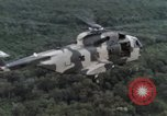 Image of HH-3E Jolly Green Giant helicopters Vietnam, 1968, second 3 stock footage video 65675075605