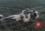 Image of HH-3E Jolly Green Giant helicopters Vietnam, 1968, second 4 stock footage video 65675075605