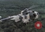 Image of HH-3E Jolly Green Giant helicopters Vietnam, 1968, second 5 stock footage video 65675075605