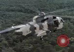 Image of HH-3E Jolly Green Giant helicopters Vietnam, 1968, second 7 stock footage video 65675075605
