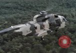 Image of HH-3E Jolly Green Giant helicopters Vietnam, 1968, second 8 stock footage video 65675075605