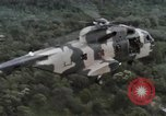 Image of HH-3E Jolly Green Giant helicopters Vietnam, 1968, second 9 stock footage video 65675075605