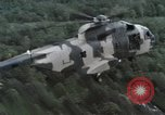 Image of HH-3E Jolly Green Giant helicopters Vietnam, 1968, second 10 stock footage video 65675075605