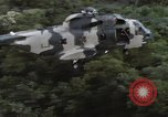 Image of HH-3E Jolly Green Giant helicopters Vietnam, 1968, second 11 stock footage video 65675075605