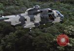 Image of HH-3E Jolly Green Giant helicopters Vietnam, 1968, second 12 stock footage video 65675075605