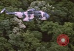Image of HH-3E Jolly Green Giant helicopters Vietnam, 1968, second 2 stock footage video 65675075607