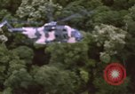 Image of HH-3E Jolly Green Giant helicopters Vietnam, 1968, second 4 stock footage video 65675075607
