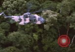 Image of HH-3E Jolly Green Giant helicopters Vietnam, 1968, second 5 stock footage video 65675075607