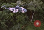 Image of HH-3E Jolly Green Giant helicopters Vietnam, 1968, second 7 stock footage video 65675075607