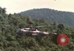 Image of HH-3E helicopters Vietnam, 1962, second 4 stock footage video 65675075614