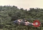 Image of HH-3E helicopters Vietnam, 1962, second 11 stock footage video 65675075614