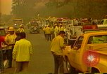 Image of firefighters California United States USA, 1987, second 7 stock footage video 65675075624