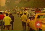 Image of firefighters California United States USA, 1987, second 8 stock footage video 65675075624