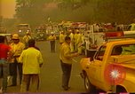 Image of firefighters California United States USA, 1987, second 9 stock footage video 65675075624