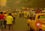 Image of firefighters California United States USA, 1987, second 11 stock footage video 65675075624