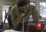 Image of US Forest Service Officer California United States USA, 1987, second 7 stock footage video 65675075634