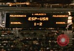 Image of handball game Munich Germany, 1972, second 2 stock footage video 65675075646