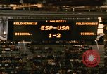Image of handball game Munich Germany, 1972, second 3 stock footage video 65675075646