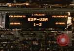 Image of handball game Munich Germany, 1972, second 5 stock footage video 65675075646