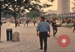 Image of Olympiapark Munich Germany, 1972, second 5 stock footage video 65675075649