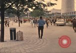Image of Olympiapark Munich Germany, 1972, second 9 stock footage video 65675075649