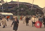 Image of Olympiapark Munich Germany, 1972, second 10 stock footage video 65675075649