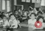 Image of Negro children New Orleans Louisiana USA, 1937, second 2 stock footage video 65675075660