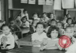 Image of Negro children New Orleans Louisiana USA, 1937, second 5 stock footage video 65675075660