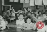 Image of Negro children New Orleans Louisiana USA, 1937, second 6 stock footage video 65675075660